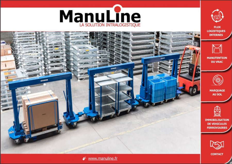 Catalogue ManuLine
